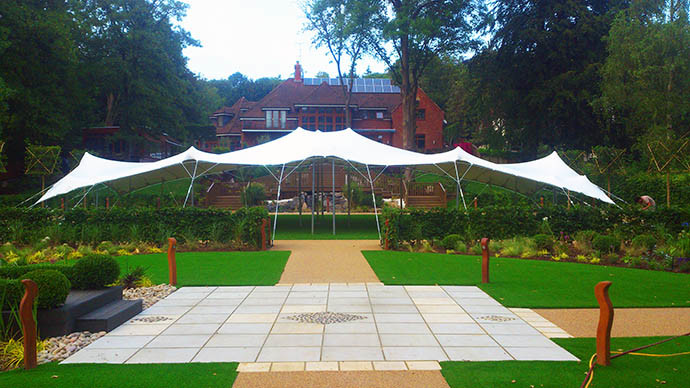 Medium size Wedding Stretch Marquee