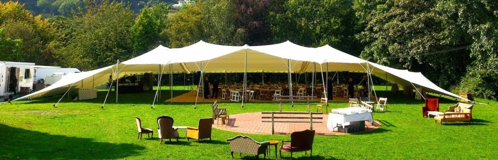 Stretch marquee hire UK
