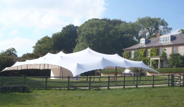Amazing stretch marquee hire