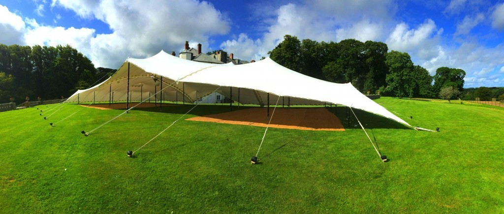 Luxury alternative wedding marquees