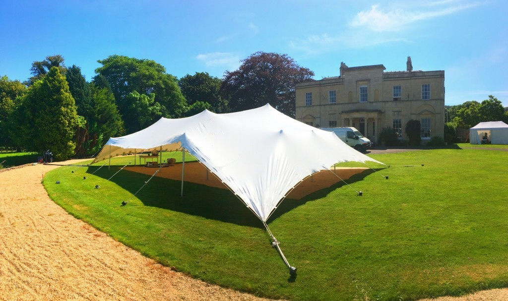 Stretch tents UK