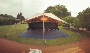 6mx6m Stretch Tent